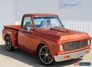 1971 Chevrolet C-10 Custom for Sale