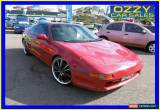 Classic 1991 Toyota Mr2 Red Manual 5sp M Coupe for Sale