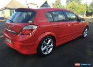 HOLDEN ASTRA SRI 2007 2.2 AUTO SPORTS for Sale