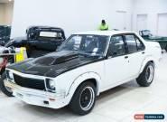 1976 Holden Torana LX SL/R 5000 White Manual 4sp M Sedan for Sale