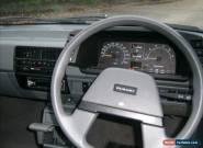 1988 SUZUKI SWIFT GLX EXECUTIVE AUTO  for Sale