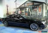 Classic 2004 Mercedes-Benz CL65 C215 MY05 Obsidian Black Automatic 5sp A Coupe for Sale