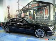 2004 Mercedes-Benz CL65 C215 MY05 Obsidian Black Automatic 5sp A Coupe for Sale