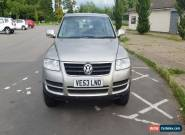 2003 VOLKSWAGEN TOUAREG 2.5 TDI MANUAL for Sale