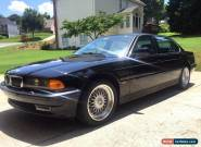 1998 BMW 7-Series for Sale