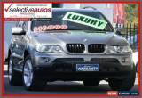 Classic 2006 BMW X5 E53 MY06 Upgrade 3.0I Grey Automatic 5sp A Wagon for Sale