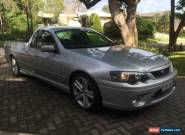 Ford Falcon XR6 Ute BF Mk2  for Sale
