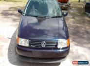 VOLKSWAGON POLO 04/1998 4DR HATCH 5SPD MANUAL NAVY for Sale