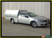 2010 Ford Falcon FG (LPG) Grey Automatic 4sp A Cab Chassis for Sale
