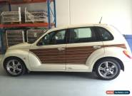Chrysler PT Cruiser Woody Retro Package for Sale