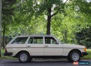 Mercedes-Benz: 300-Series 300TD Wagon for Sale