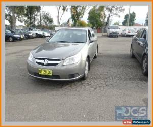Classic 2007 Holden Epica EP CDX Gold Automatic 5sp A Sedan for Sale