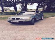 2002 BMW X5 D SPORT AUTO GREEN for Sale