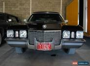 1972 Cadillac Fleetwood limousine for Sale