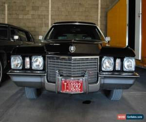 Classic 1972 Cadillac Fleetwood limousine for Sale