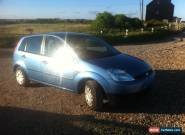 Ford Fiesta LX 1.4 for Sale
