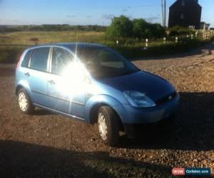 Classic Ford Fiesta LX 1.4 for Sale