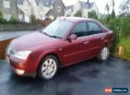 FORD MONDEO GHIA X TDCI for Sale