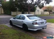 Ford xr6 ba turbo auto same ss for Sale