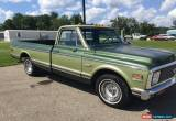 Classic 1972 Chevrolet C-10 Cheyenne for Sale