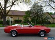 1972 Ford Mustang CONVERTIBLE for Sale