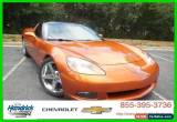 Classic 2008 Chevrolet Corvette for Sale