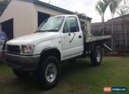 1999 HILUX 4WD singe cab 2.7l petrol (NEEDS NEW HEAD GASKET) for Sale