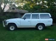 1988 Toyota Lancruiser for Sale