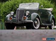 1936 Ford Other 4dr Convertible for Sale