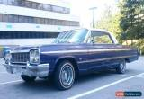 Classic 1964 Chevrolet Impala for Sale