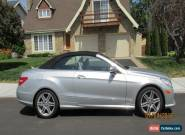 2013 Mercedes-Benz 300-Series E 350 for Sale