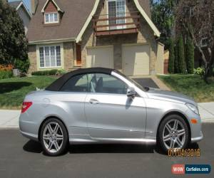 Classic 2013 Mercedes-Benz 300-Series E 350 for Sale