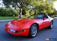 1993 Chevrolet Corvette 2 DR COUPE for Sale