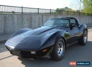 1979 Chevrolet Corvette C-3 for Sale