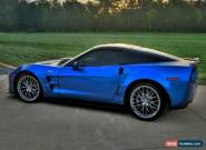 2010 Chevrolet Corvette 3ZR for Sale