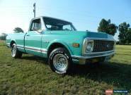 1971 Chevrolet C-10 for Sale