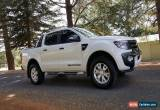 Classic 2014 FORD Ranger Wildtrak for Sale