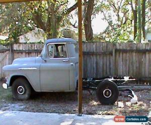 Classic 1955 Chevrolet Other Pickups for Sale