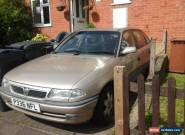 1997 VAUXHALL ASTRA ARCTIC 16V AUTO GOLD for Sale