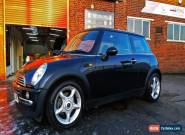2003 MINI MINI COOPER BLACK - LOW MILES - 1 PREVIOUS OWNER for Sale