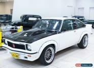 1976 Holden Torana LX SS White Manual 4sp M Liftback for Sale