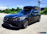 Mercedes-Benz: E-Class E63 for Sale