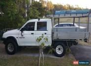 mk triton dual cab 4x4 ute for Sale
