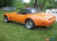 Chevrolet: Corvette Roadster for Sale