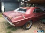 Dodge: Challenger Hardtop for Sale