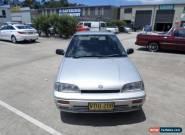 Suzuki Swift Cino (1998) 5D Hatchback Manual CHEAP CAR for Sale