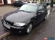 2006 BMW 118D M SPORT BLACK for Sale