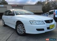 2006 Holden Commodore VZ MY06 Executive White Automatic 4sp A Wagon for Sale