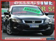 2009 Honda Accord 50 VTi Luxury Black Automatic 5sp A Sedan for Sale