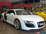 2011 Audi R8 4.2 FSI Quattro Suzuka Grey Automatic 6sp A Coupe for Sale